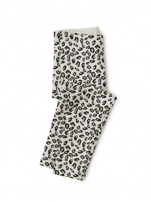 Snow Leopard Baby Leggings