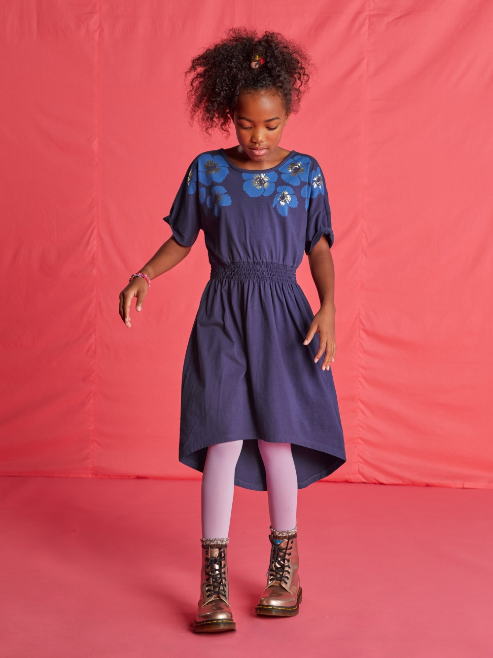 Poppy Hi-Lo Dress