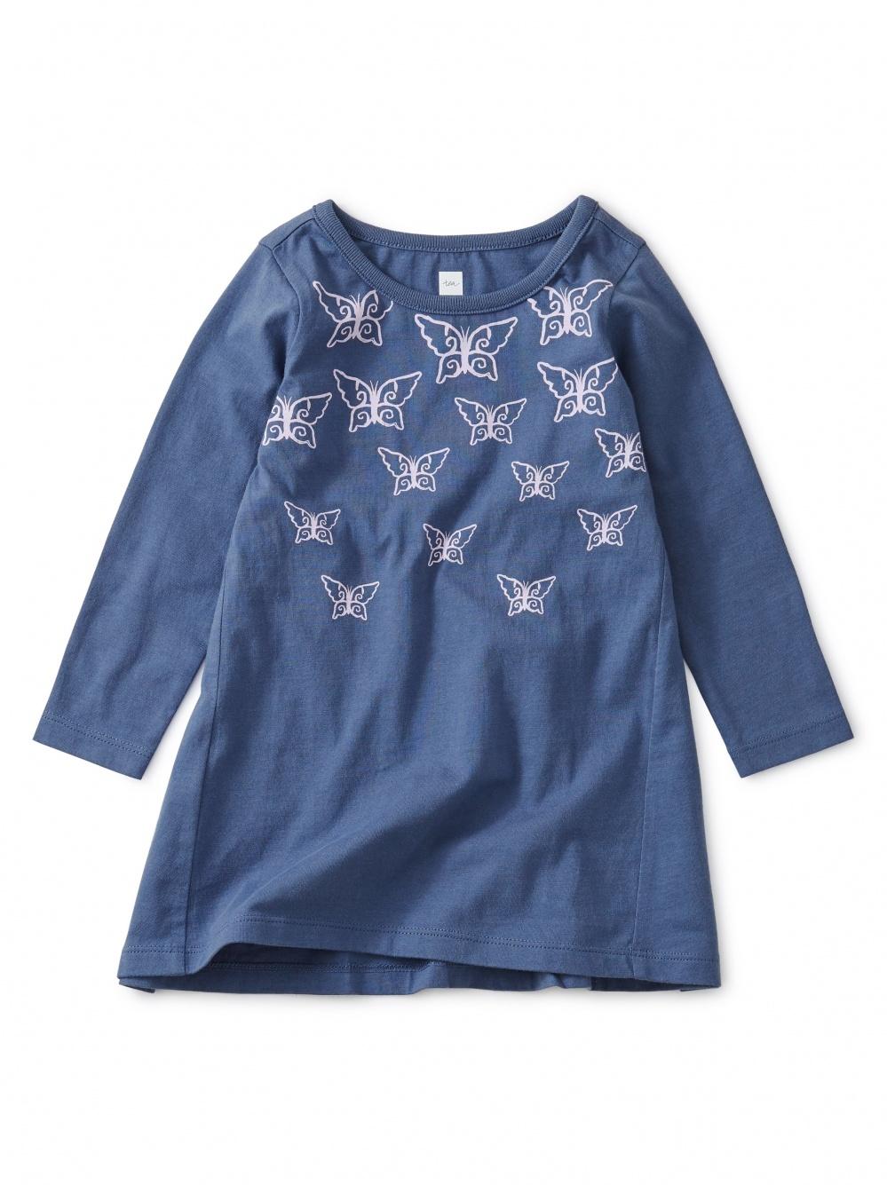 Butterfly Baby Dress