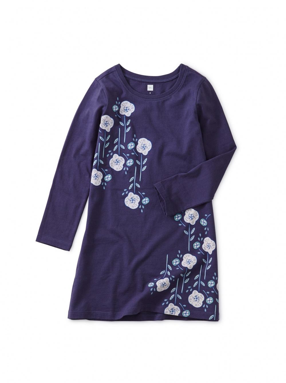 Floral Poppy Dress