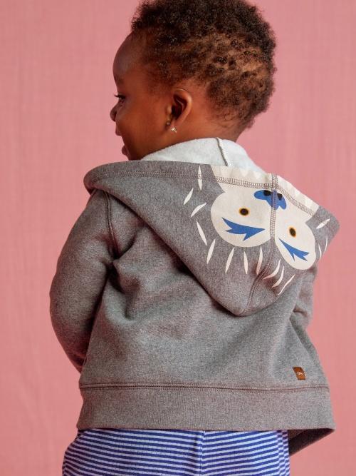Yeti Zip Baby Hoodie