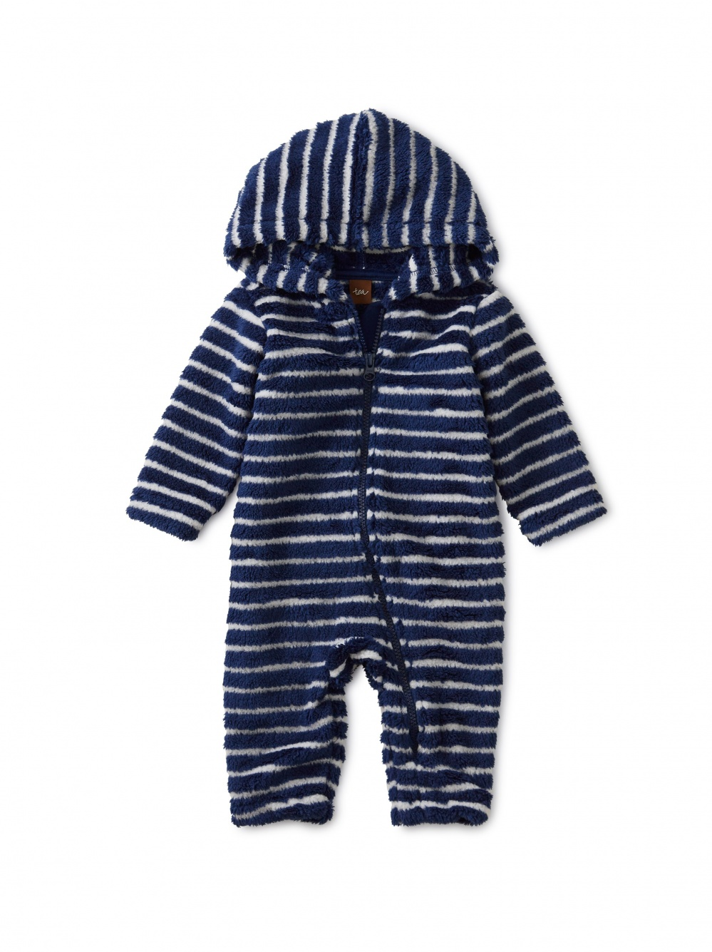Striped Sherpa Coverall