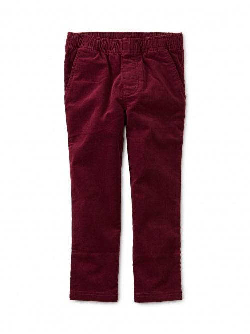 Slim Fit Corduroy Pant