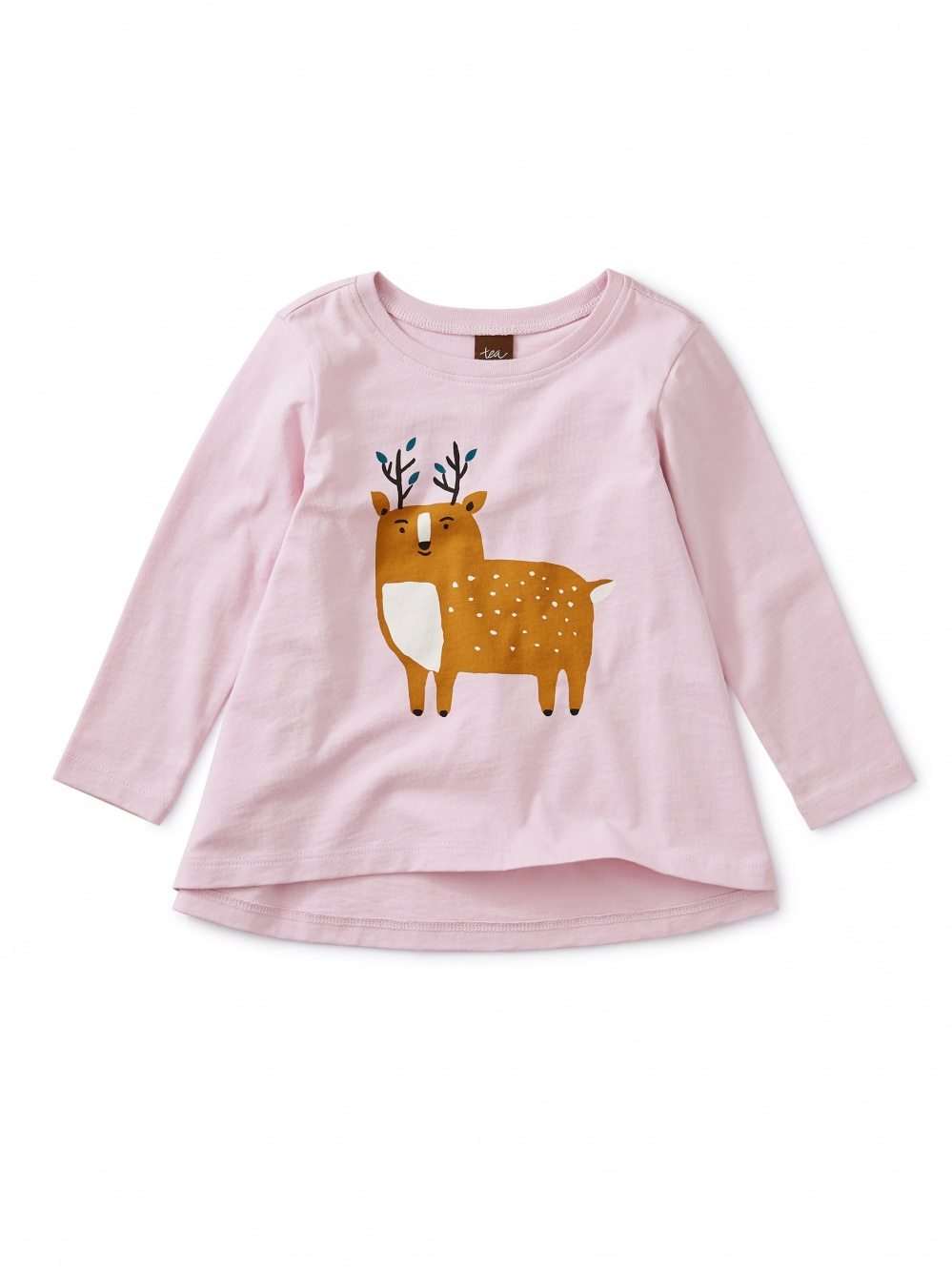 Musk Deer Baby Twirl Tee