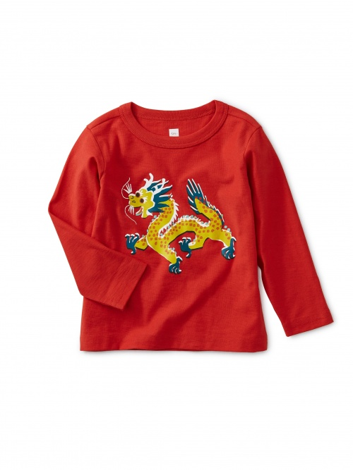Baby Dragon Graphic Tee
