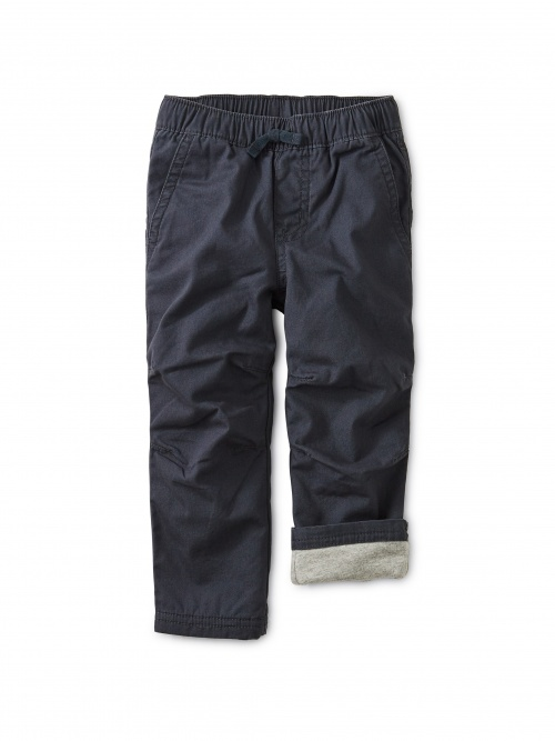 Cozy Jersey Lined Baby Pant