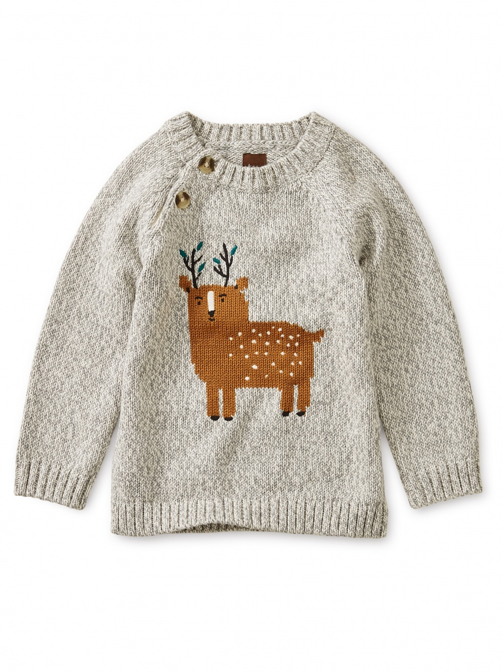 Deer Baby Sweater