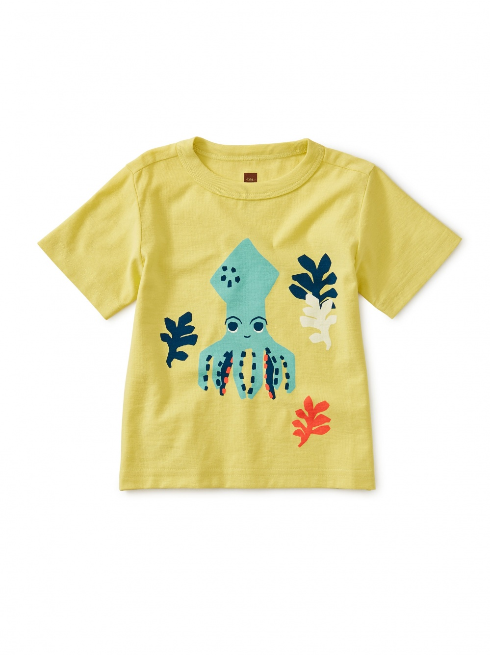 Octopus Baby Graphic Tee