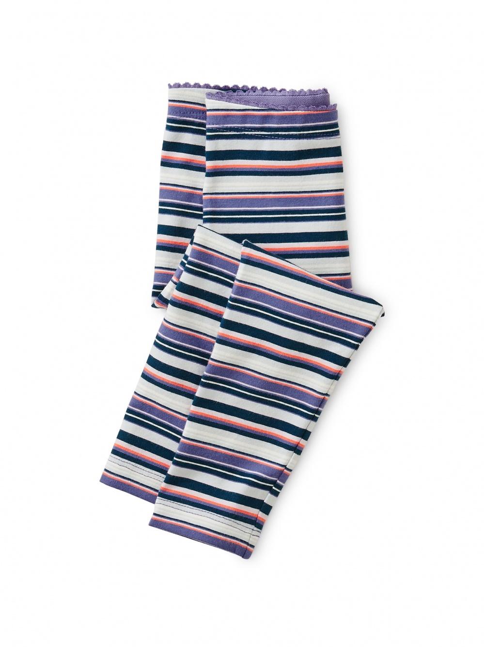 Multi Stripe Baby Leggings