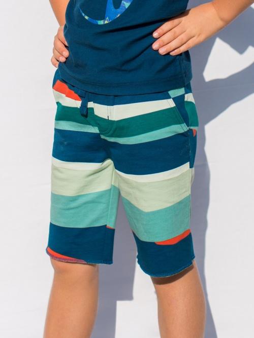 Printed Cruiser Shorts
