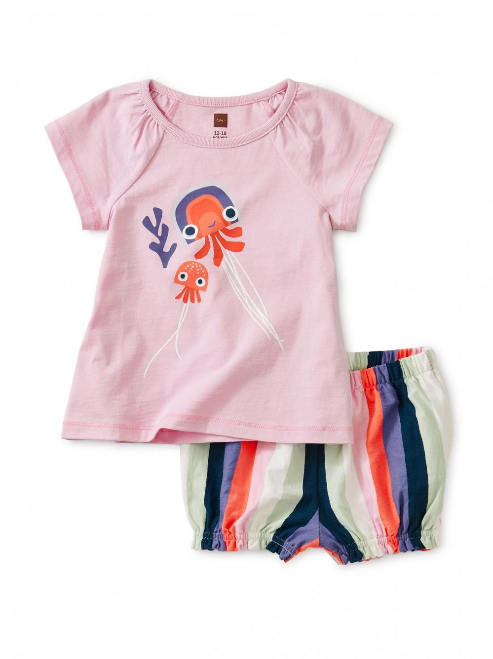 Jellyfish Baby Set
