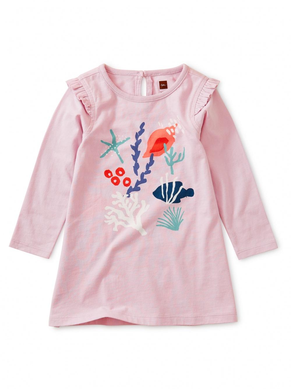Sea Life Baby Dress