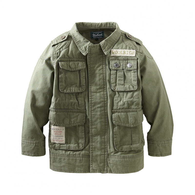 Woolrich Army Jacket