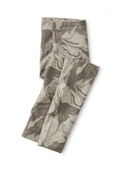 Marble Print Leggings