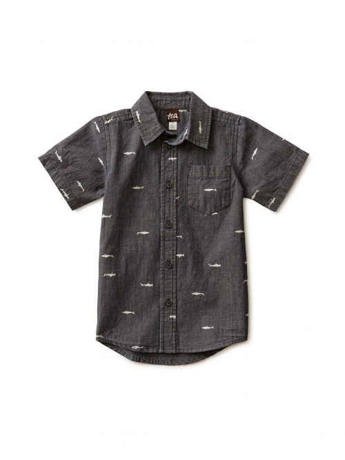 Chambray Woven Shirt