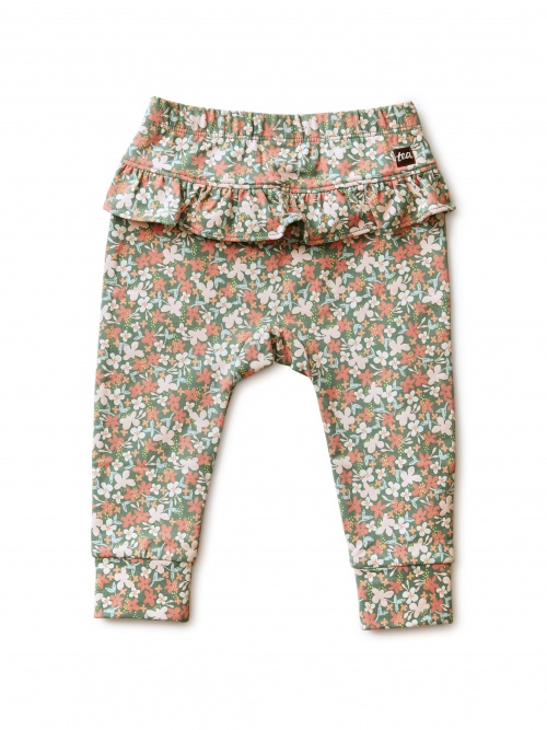 Ruffle Pants