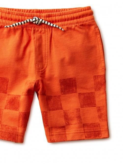 Knit Beach Shorts
