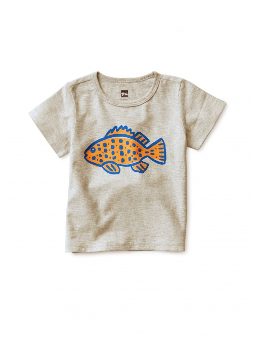 Something's Fishy Graphic Tee