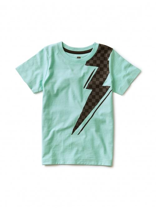 Zeus Lightning Graphic Tee