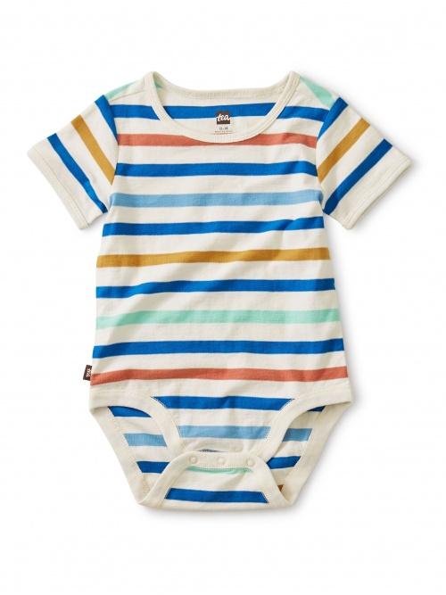 Striped Bodysuit