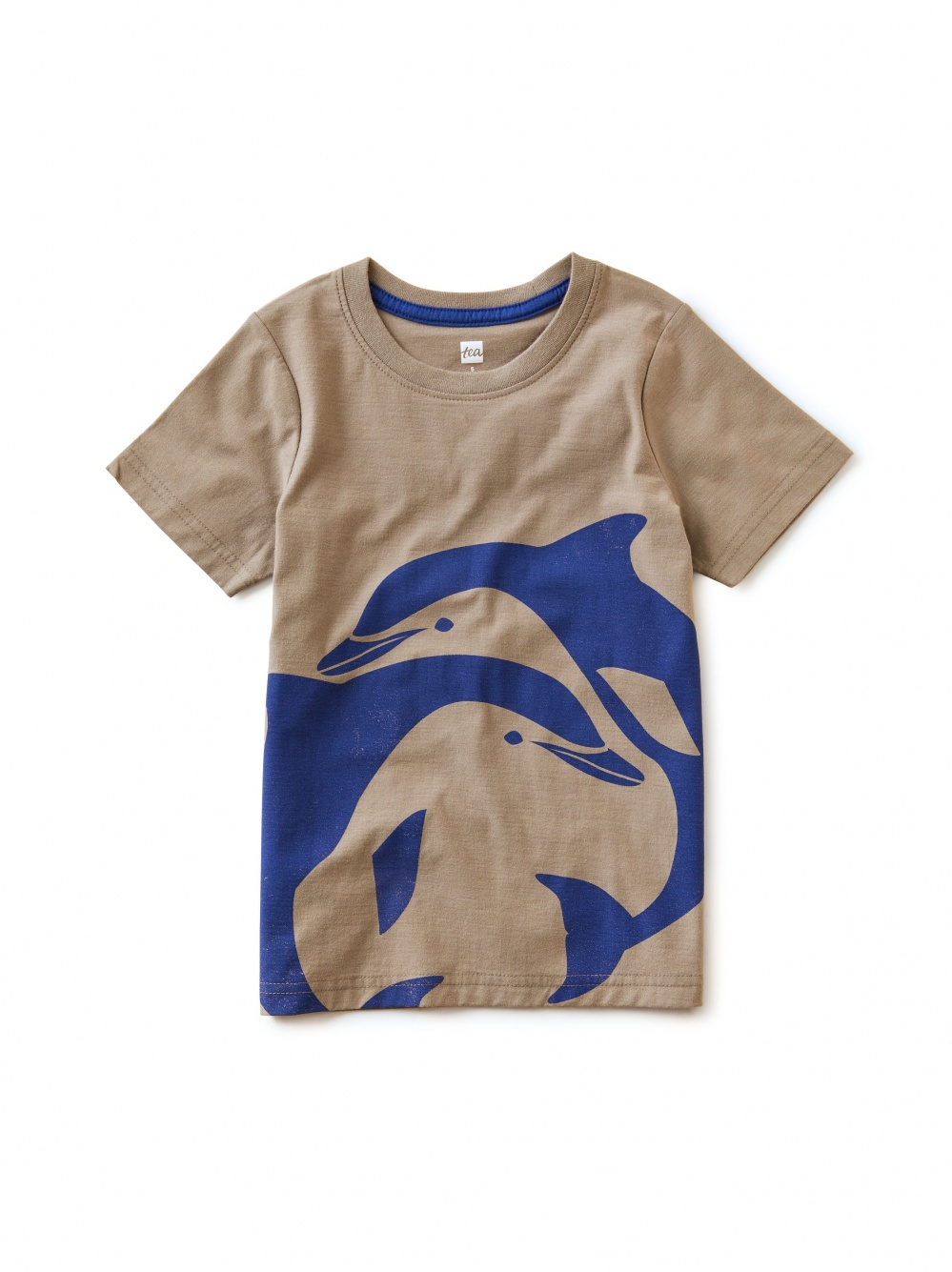 Minoan Dolphins Graphic Tee