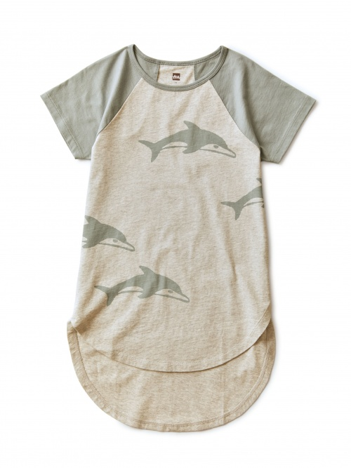 Dolphin Graphic Tunic