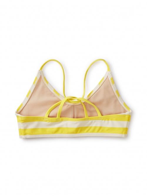 Cross Back Bikini Top