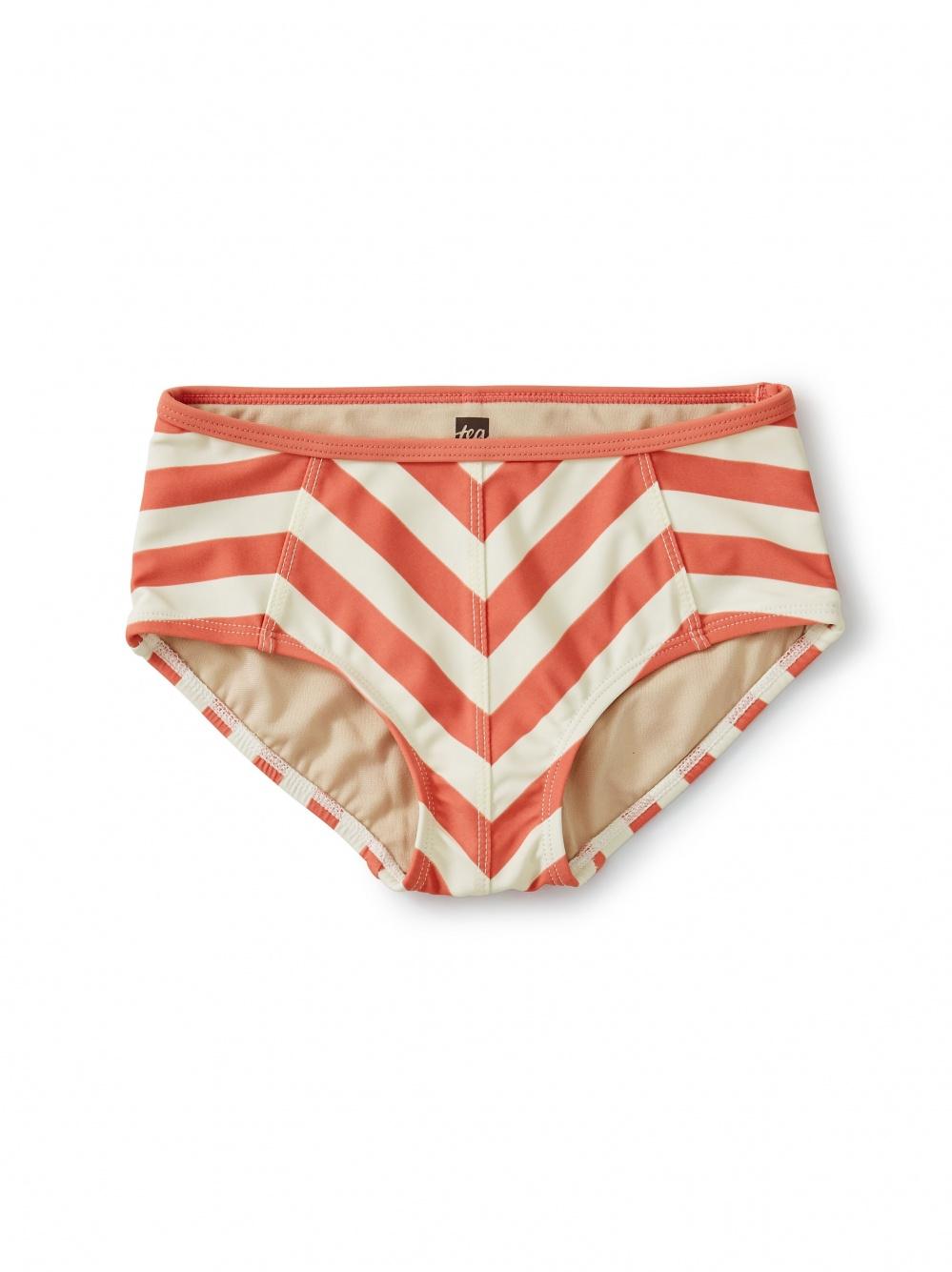 Striped Tankini Bottom