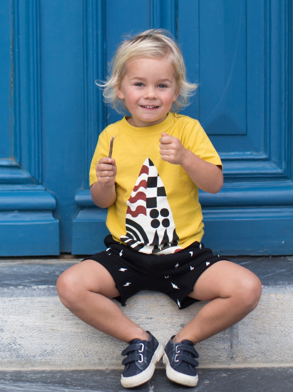 Surf's Up Graphic Tee