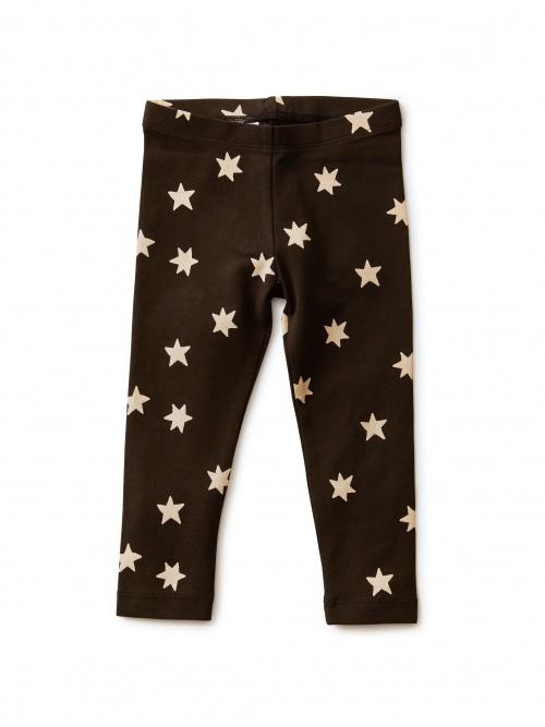Star Print Baby Leggings