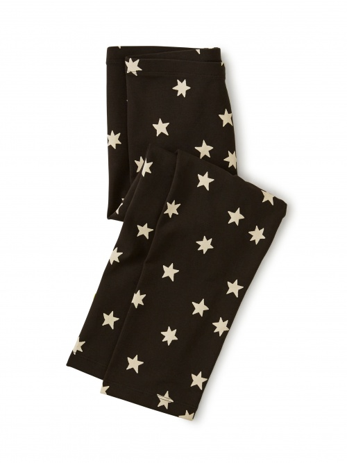 Star Capri Leggings