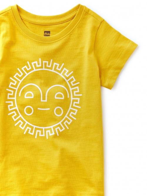 Sunshine Ahead Graphic Tee