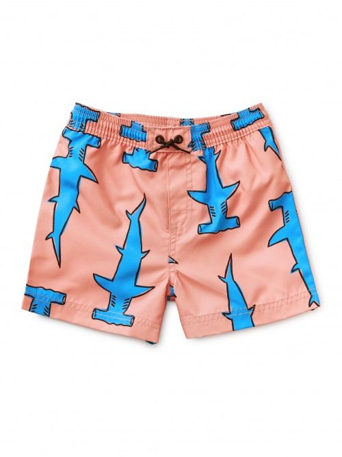 Shortie Swim Trunks