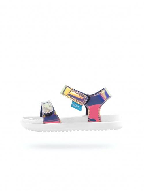 Native Charley Hologram Sandal