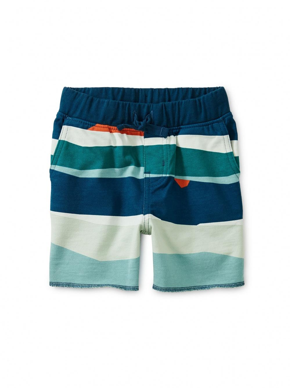 Printed Cruiser Baby Shorts