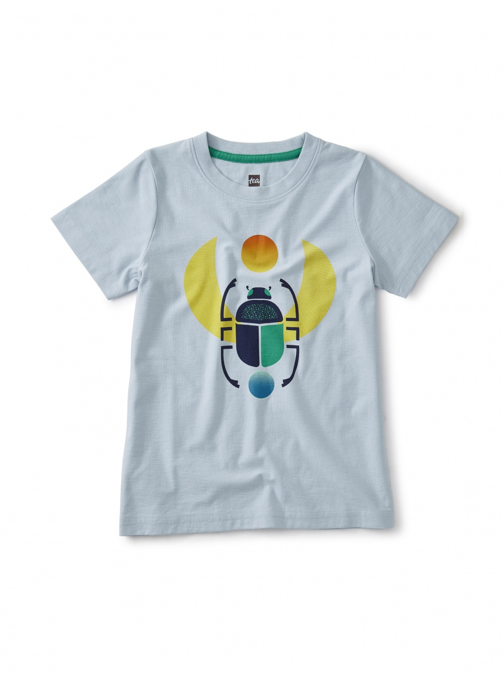 It's A New Day Scarab Tee