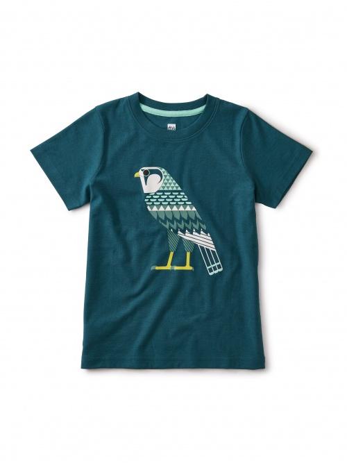 Horus Falcon Graphic Tee