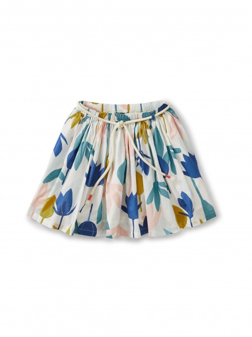Removable Tie Twirl Skirt