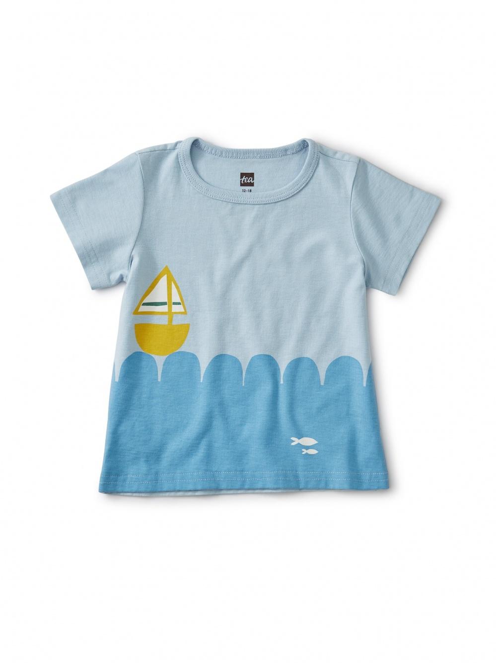 Set Sail Baby Tee