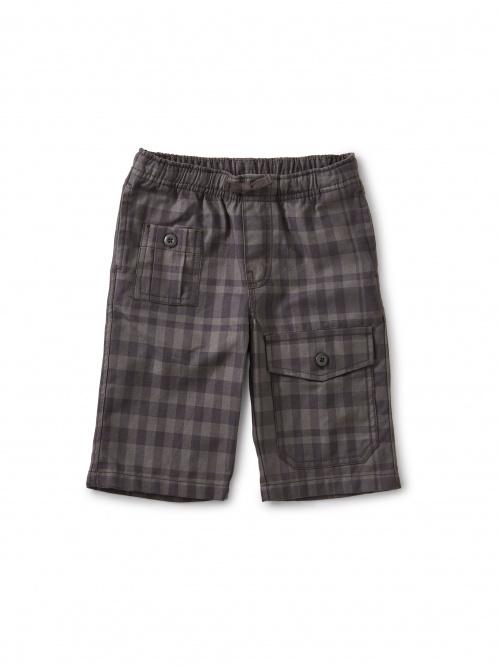 Rough N' Tough Plaid Shorts