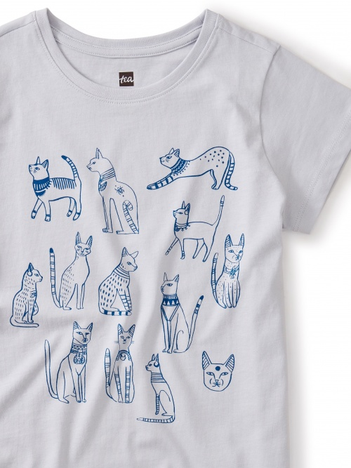 Luck Of The Sphynx Cat Tee