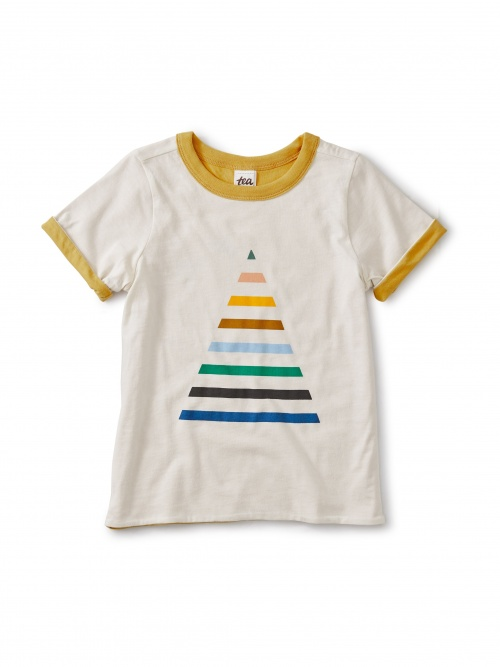 Reversible Pyramid Tee