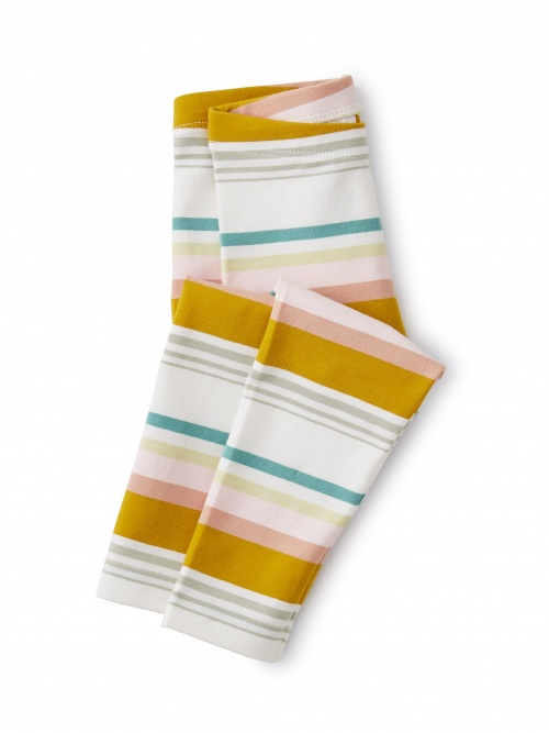 Multi Stripe Baby Leggings