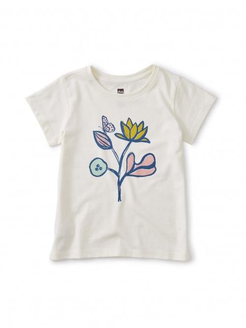 Flower Power Graphic Tee