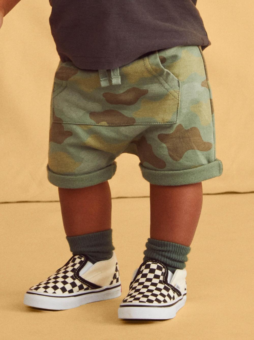Pocket O' Sunshine Camo Short