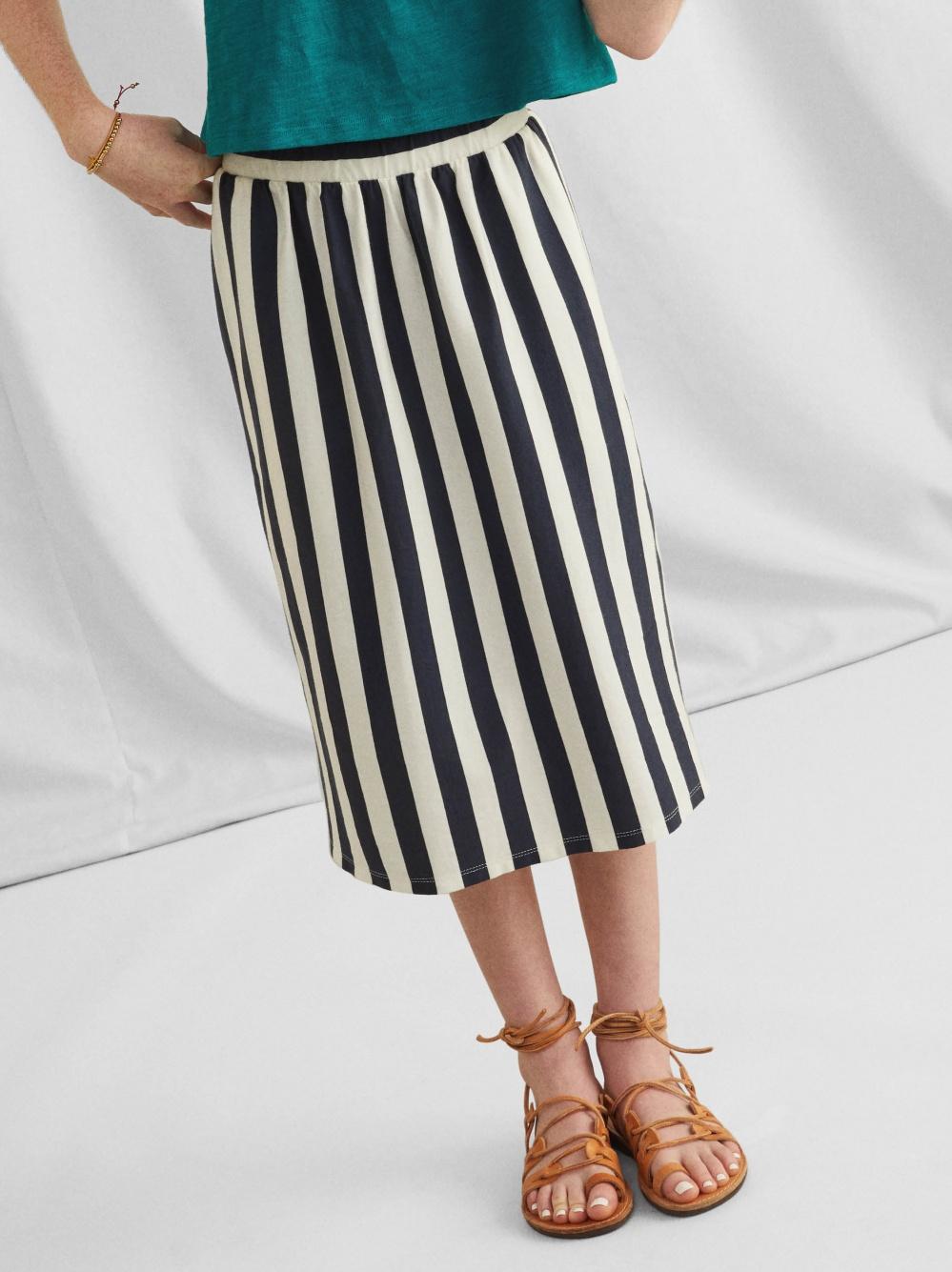 Easy Midi Skirt
