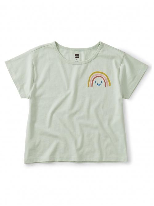 Happy Rainbow Graphic Tee