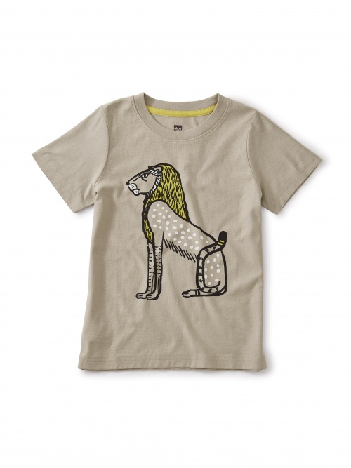 Egyptian Lion Graphic Tee