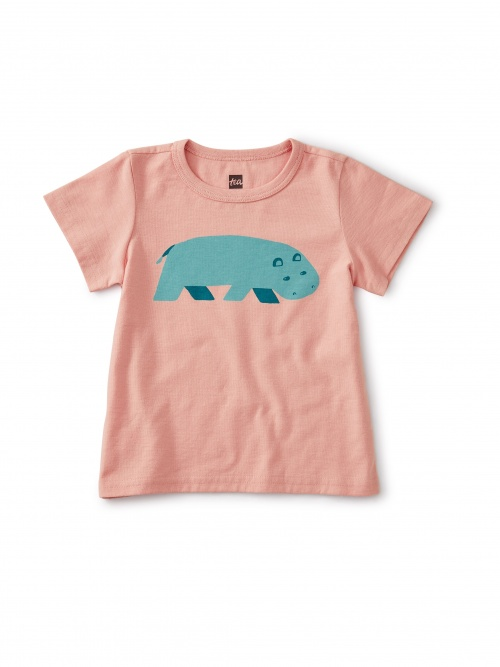 William Baby Hippo Tee