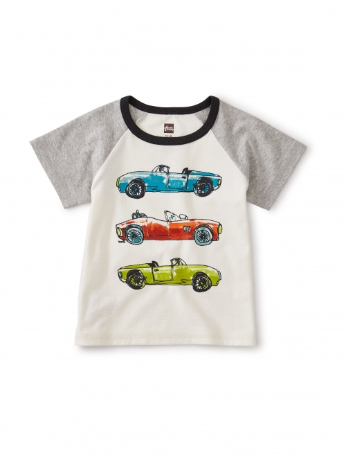 Fast Car Graphic Tee